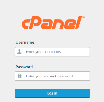 Backup WordPress website manually login cPanel