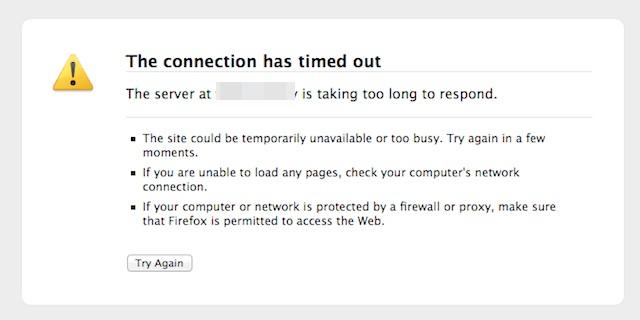 ddos attack on wordpress website