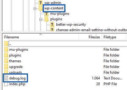 The Debug.Log File Location